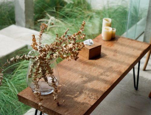 Reinigung und Pflege von Holzmöbel